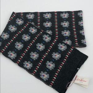 NWT Cath Kidston London grey scarf 🧣